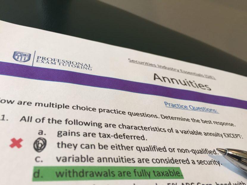 Common study mistake